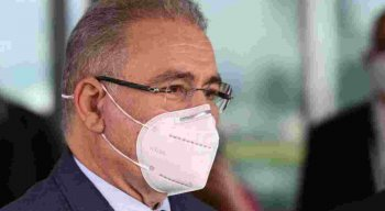 Marcelo Queiroga, ministro da Saúde - FOTO: EVARISTO SA/AFP
