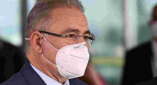 Ministro da Saúde critica passaporte da vacina: 'Não ajuda em nada'