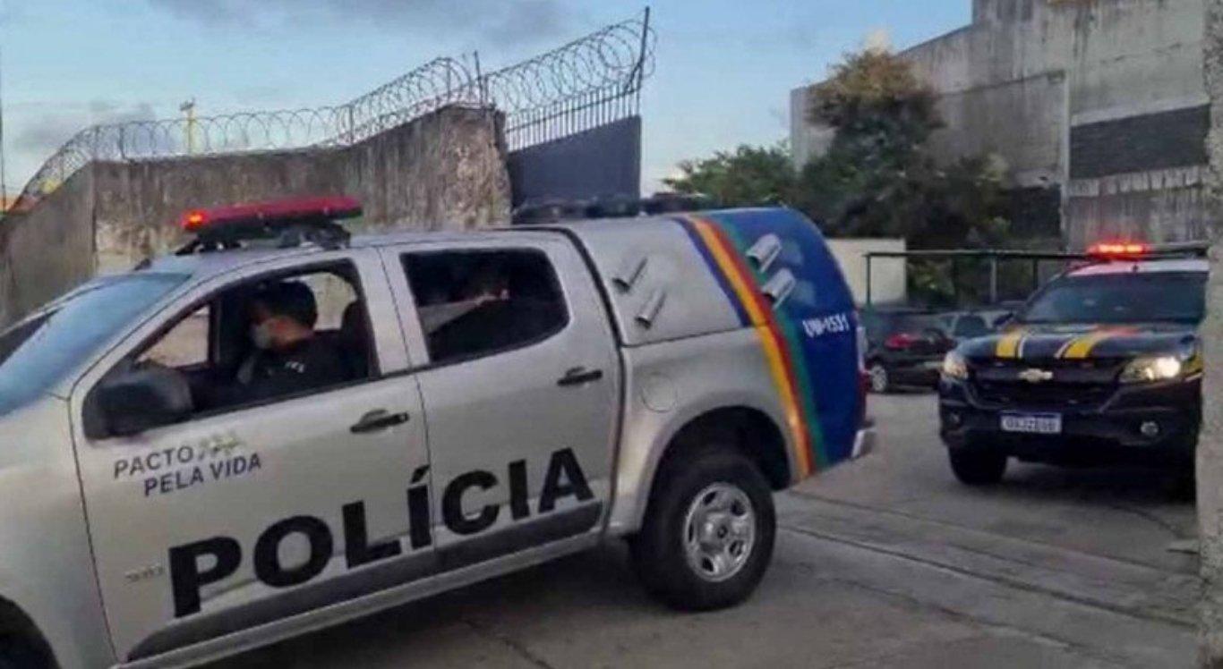 Operação em Pernambuco e Rio de Janeiro