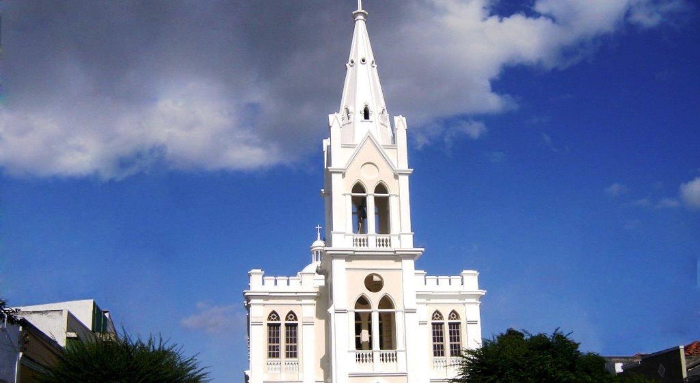 Paróquia Nossa Senhora da Apresentação, em Limoeiro