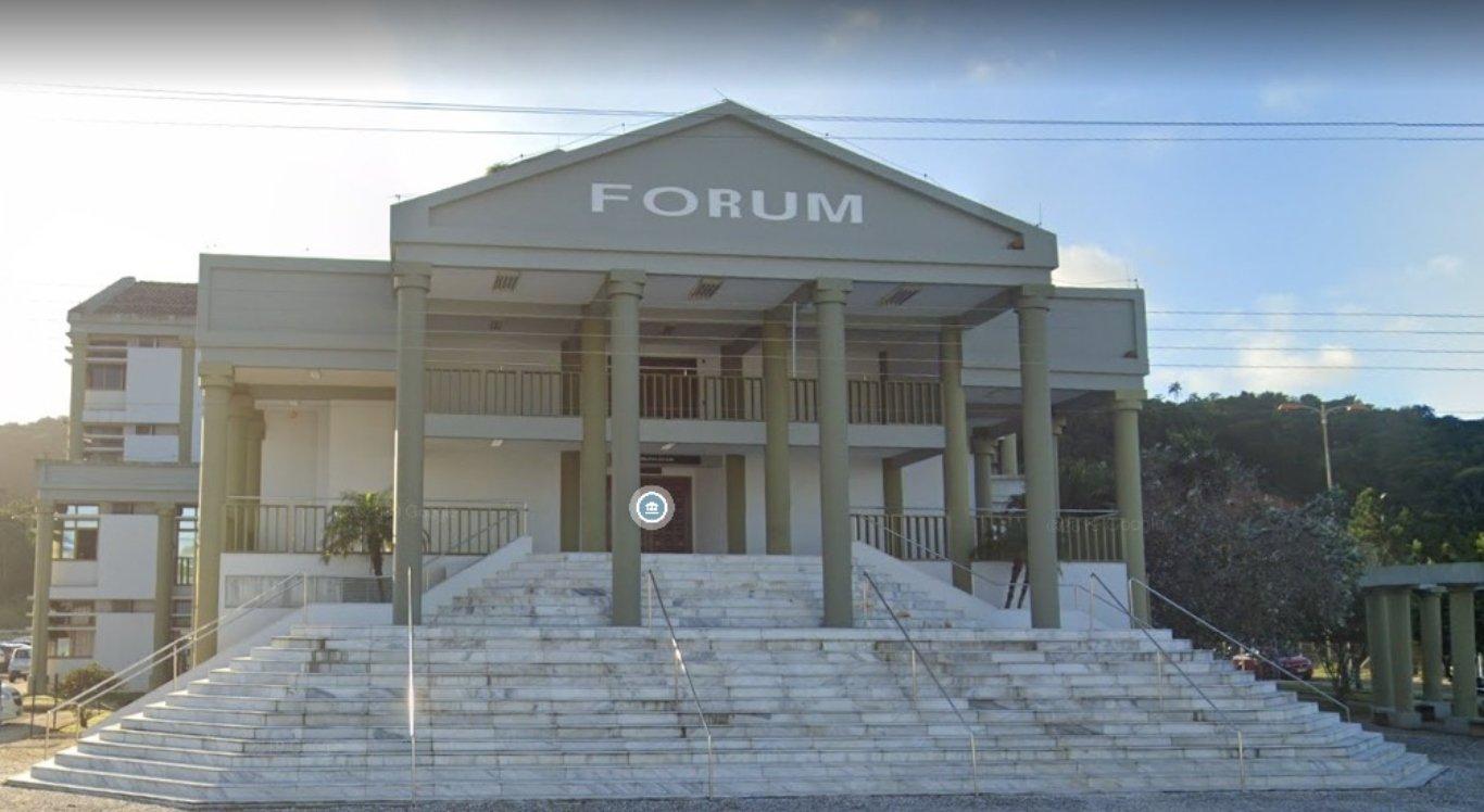Fórum da Comarca de Balneário Camboriú