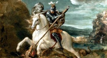 São Jorge é lembrado nesta sexta