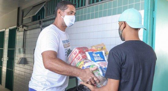 Prefeitura do Cabo quer arrecadar cestas básicas para famílias impactadas pela pandemia; veja como ajudar