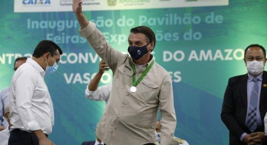 Jair Bolsonaro responsabiliza prefeitos e governadores por desemprego no Brasil