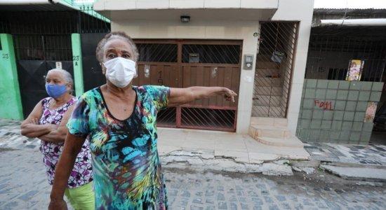Em Peixinhos, 40 famílias temem perder suas casas por causa de projeto do Governo