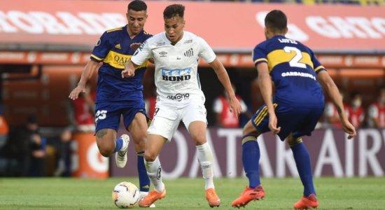 Santos x Boca Juniors: saiba onde assistir ao vivo, prováveis escalações e notícias da partida