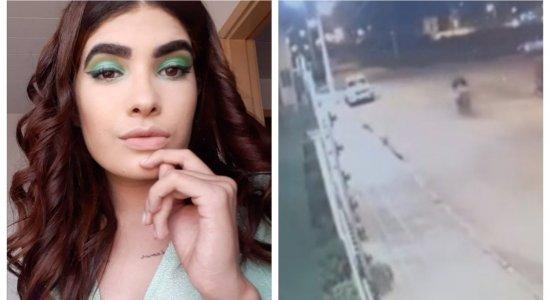 Caso Patrícia Roberta: Vídeo mostra suspeito carregando suposto corpo de pernambucana em moto