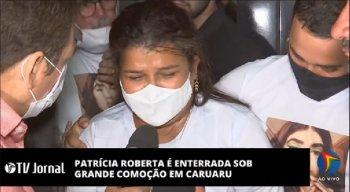 Vera Lúcia durante entrevista à TV Jornal Interior