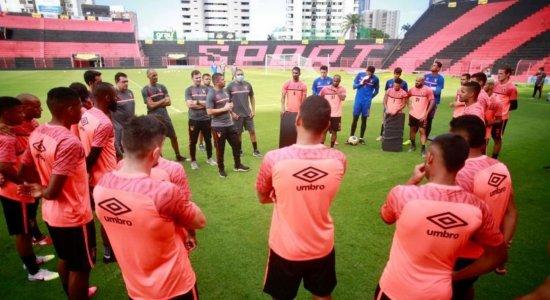 Contratações, reformulação do elenco, DS87: confira a entrevista com Chico Guerra, diretor de futebol do Sport