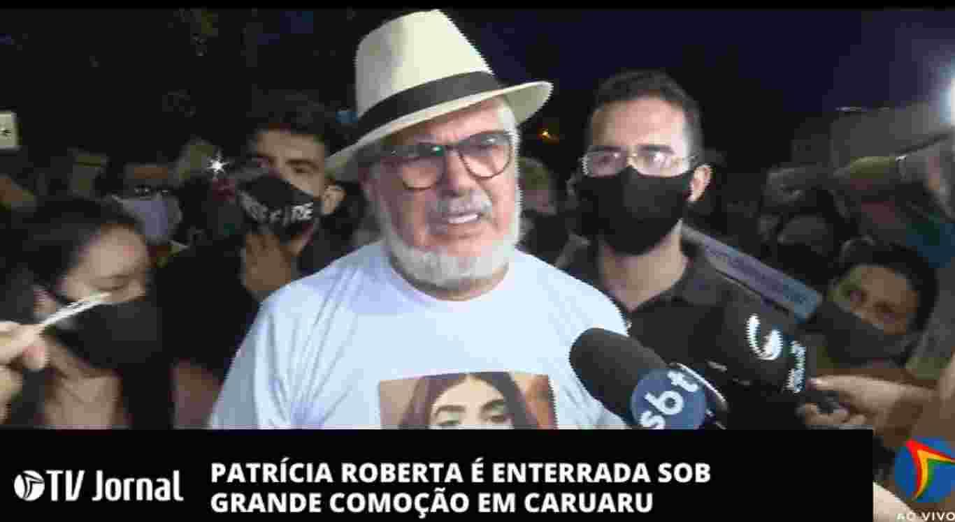 Pai de Patrícia