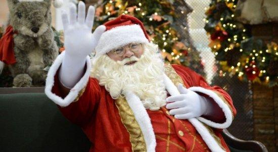 Ator que interpretava Papai Noel há 18 anos no Plaza Shopping morre de covid-19