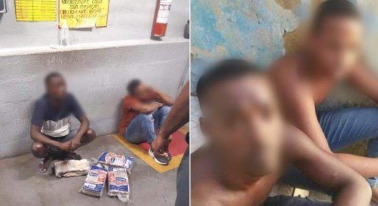 Após serem flagrados furtando carne em supermercado, tio e sobrinho são achados mortos com sinais de tortura