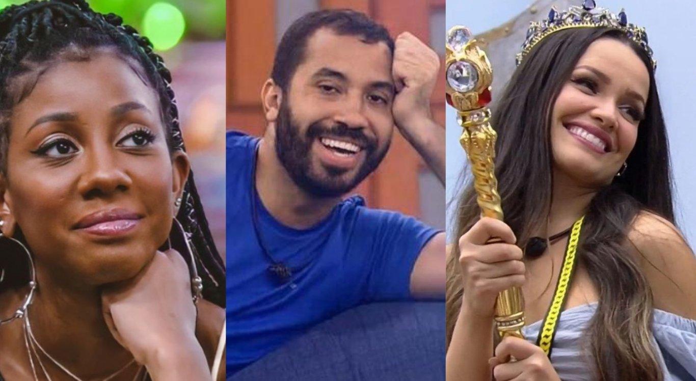 Camilla de Lucar, Gilberto e Juliette vão disputar vaga na final