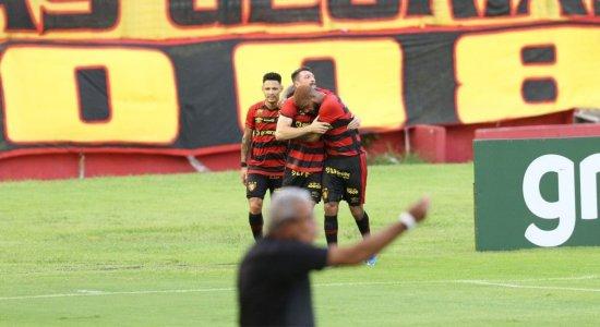 Ouça os gols da vitória do Sport no clássico contra o Náutico na voz de Roberto Queiroz