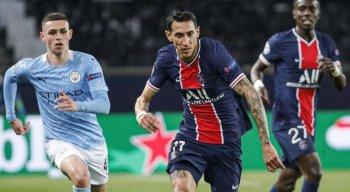 Manchester City e PSG disputam vaga na final da Liga dos Campeões