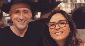 Amiga de Paulo Gustavo, a atriz Tatá Werneck tem pedido orações nas redes sociais para o ator