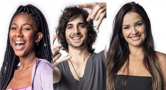 ENQUETE: Juliette, Camilla ou Fiuk? Vote em quem você quer que vença o BBB 21