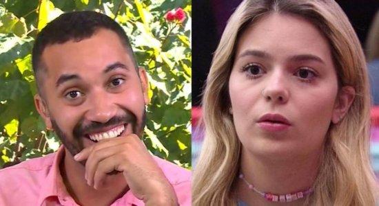 VÍDEO: Gilberto do BBB 21 se choca ao descobrir estratégia de Viih Tube para não ser indicada por ele; veja reação do pernambucano