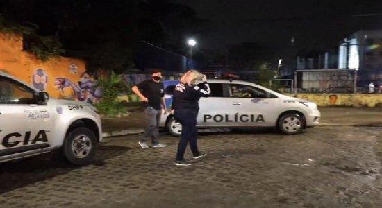 Dois jovens são mortos e outro fica ferido na Associação dos Moradores da Iputinga