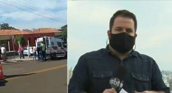 Atentado em Santa Catarina: sexta vítima é criança e está internada em hospital