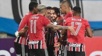 São Paulo entra em campo pela Libertadores