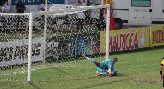 Santa Cruz elimina o Afogados nos pênaltis e enfrenta o Náutico na semifinal do Pernambucano