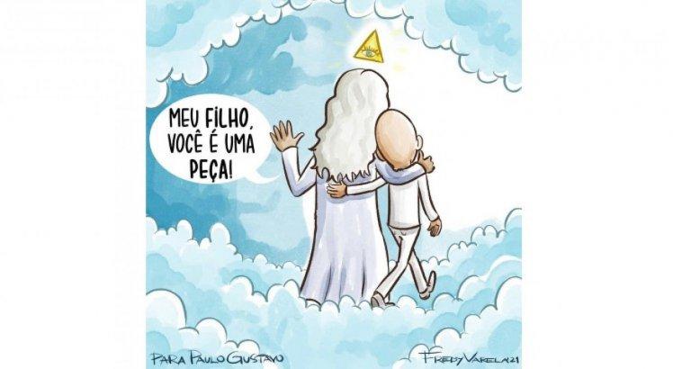 Homenagem a Paulo Gustavo 2