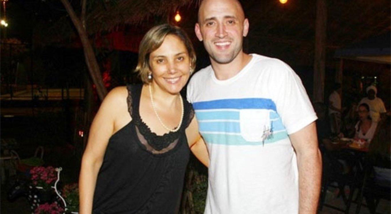 Heloisa Périssé e Paulo Gustavo