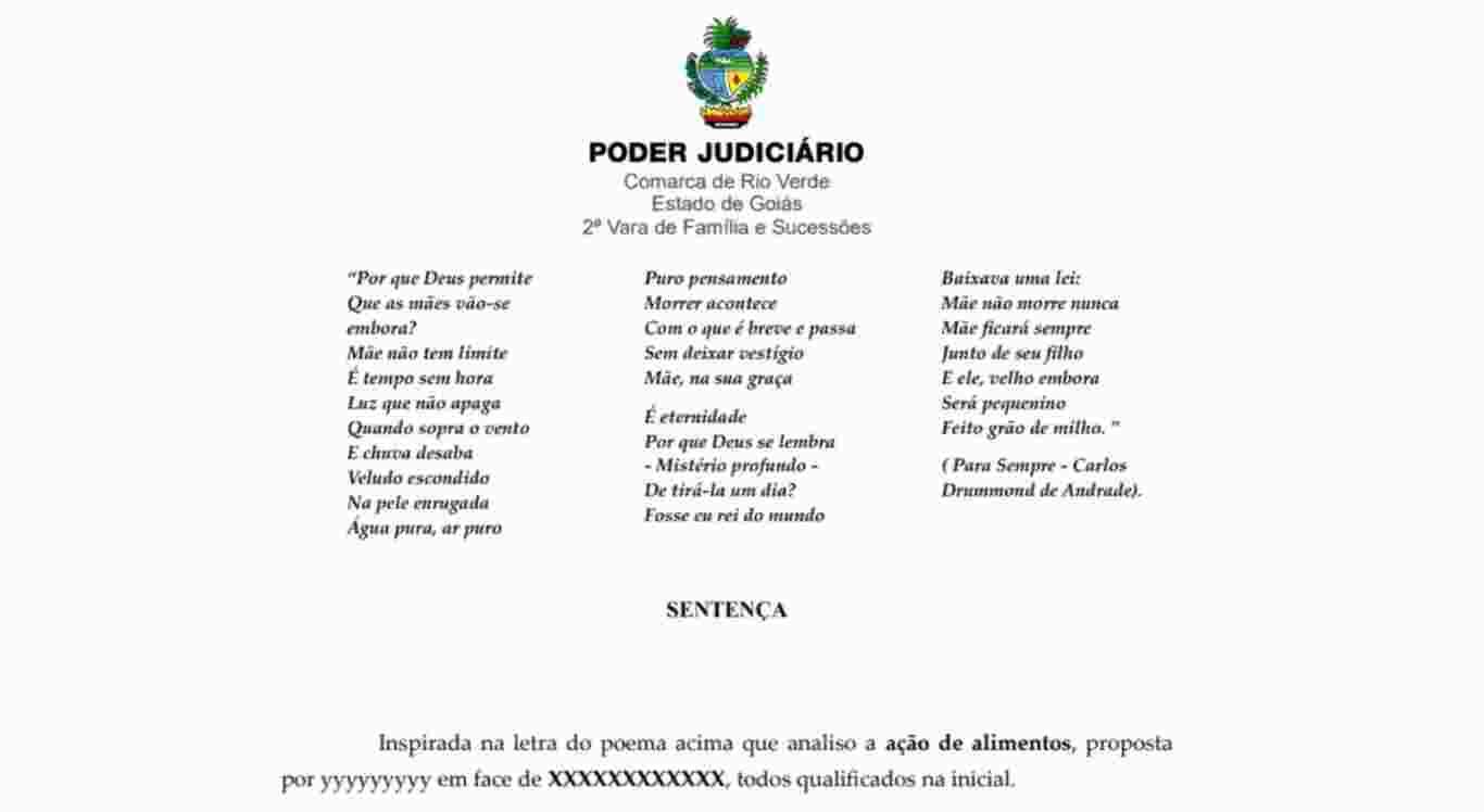 Reprodução/Tribunal de Justiça
