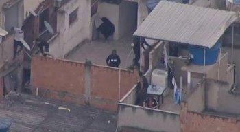 Operação policial no Rio de Janeiro