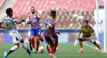 Ceará e Bahia se enfrentaram na final da Copa do Nordeste