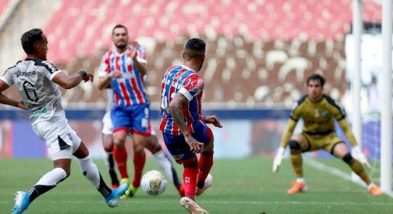 Em jogo emocionante, Bahia derrota o Ceará nos pênaltis e conquista título da Copa do Nordeste