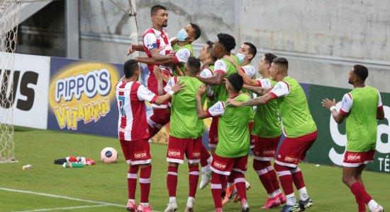 Com dois gols de Kieza, Náutico vence o Santa Cruz e está na final do Campeonato Pernambucano 2021