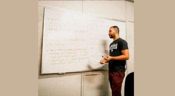 Gilberto optou por fazer o PhD na Universidade da Califórnia, em Davis, nos Estados Unidos