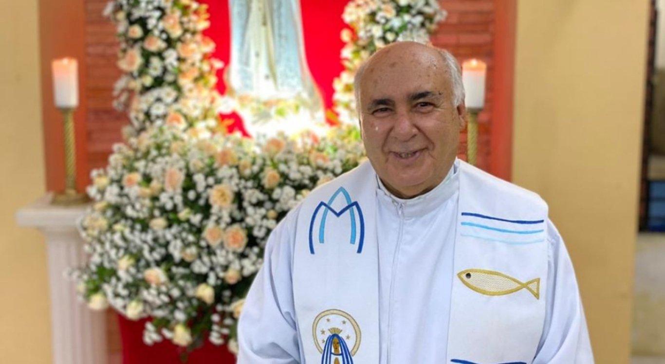 Morre padre Bianchi Xavier, da Diocese de Caruaru, aos 69 anos