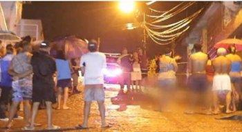 O crime aconteceu na Rua Onix, em Camaragibe