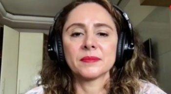 Correspondente da Rádio Jornal nos EUA, Fabíola Gois