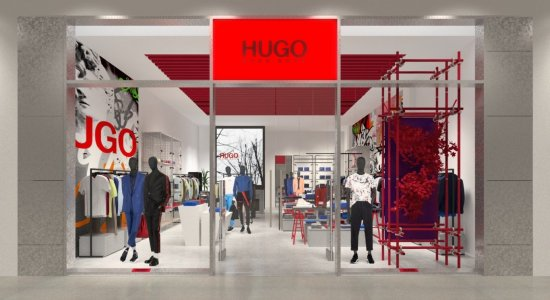 Marca HUGO terá primeira loja no Nordeste, que será inaugurada no RioMar Recife