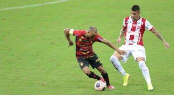 Sport e Náutico ficaram no empate de 1x1, na primeira final do Pernambucano