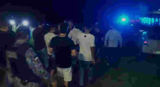 Festa clandestina com mais de 400 pessoas é interrompida pelo Procon-PE em Jaboatão