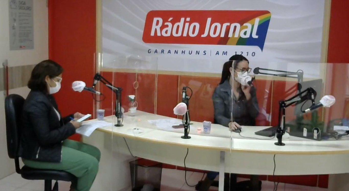 Reprodução/Rádio Jornal/Facebook