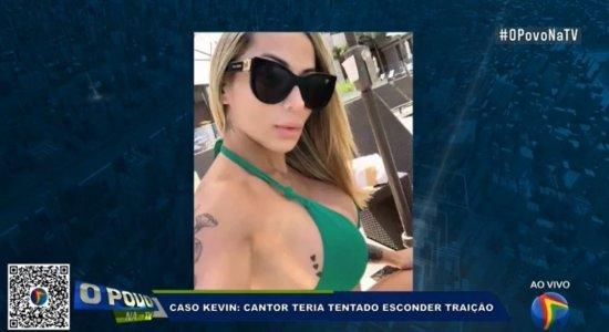 'Não estou entrando em contato no WhatsApp com niguém', ressalta Bianca Dominguez no Instagram