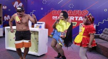 Desafio de Ofertas Millena Móveis conta com o humor do elenco de entretenimento da TV Jornal