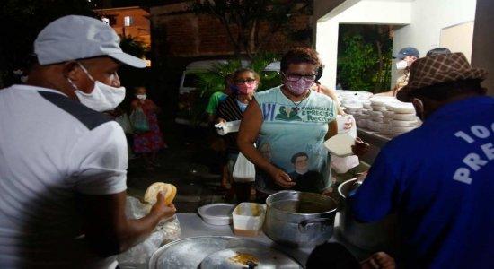 Como ajudar quem sofre com a fome durante a pandemia? Confira lista de instituições no Grande Recife