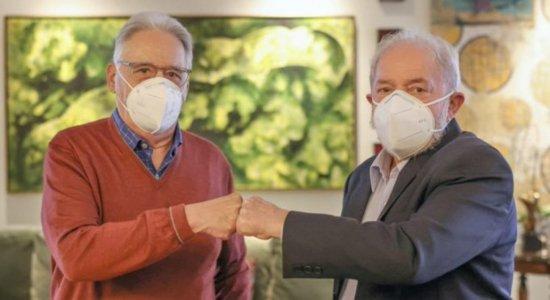 Lula e FHC têm encontro e discutem descaso do governo Bolsonaro no enfrentamento da pandemia