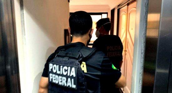 Operação investiga venda de documentos da Abin para obtenção de arma