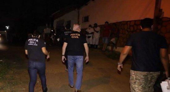 Mulher e filha de 11 anos são vítimas de balas perdidas durante assassinato de pai da menina e de outro homem em Paulista