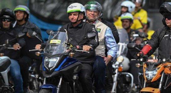 Bolsonaro em Pernambuco: acompanhe em tempo real a passagem do presidente