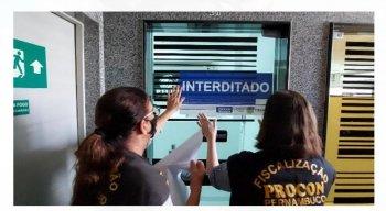 A operação foi realizada em conjunto com a Delegacia de Repressão ao Estelionato