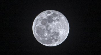 Lua cheia registrada esta semana